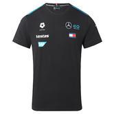 New! 2021 Mercedes EQ Formula E Team Mens T-Shirt Tee Official Race Merchandise