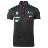 New! 2021 Mercedes EQ Formula E Team Ladies Polo Shirt in Womens Female Sizes