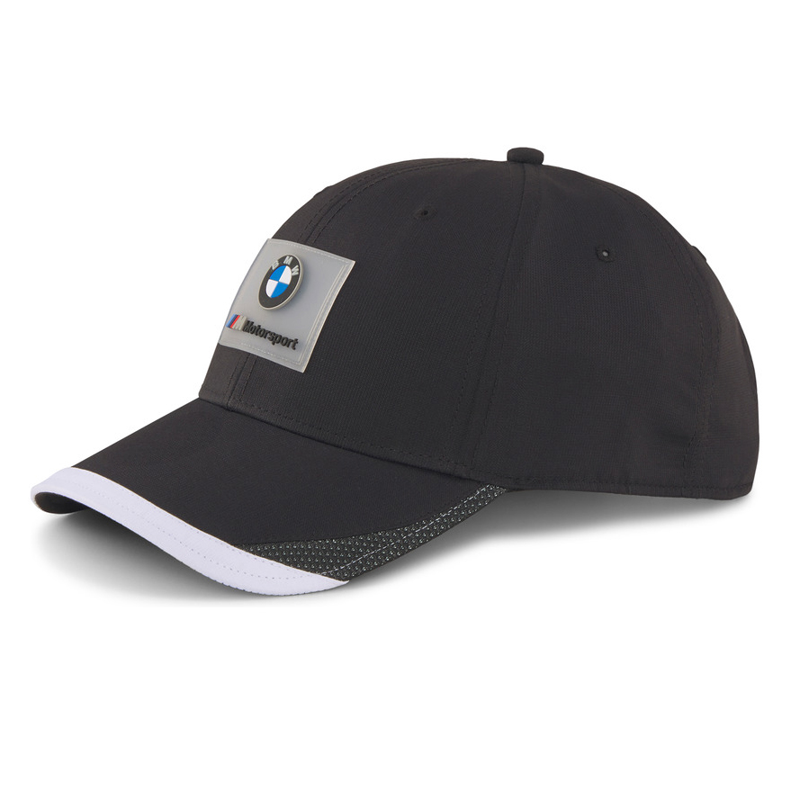 New! 2021 BMW Motorsport Puma Baseball Cap Black Unisex Hat Official Merchandise