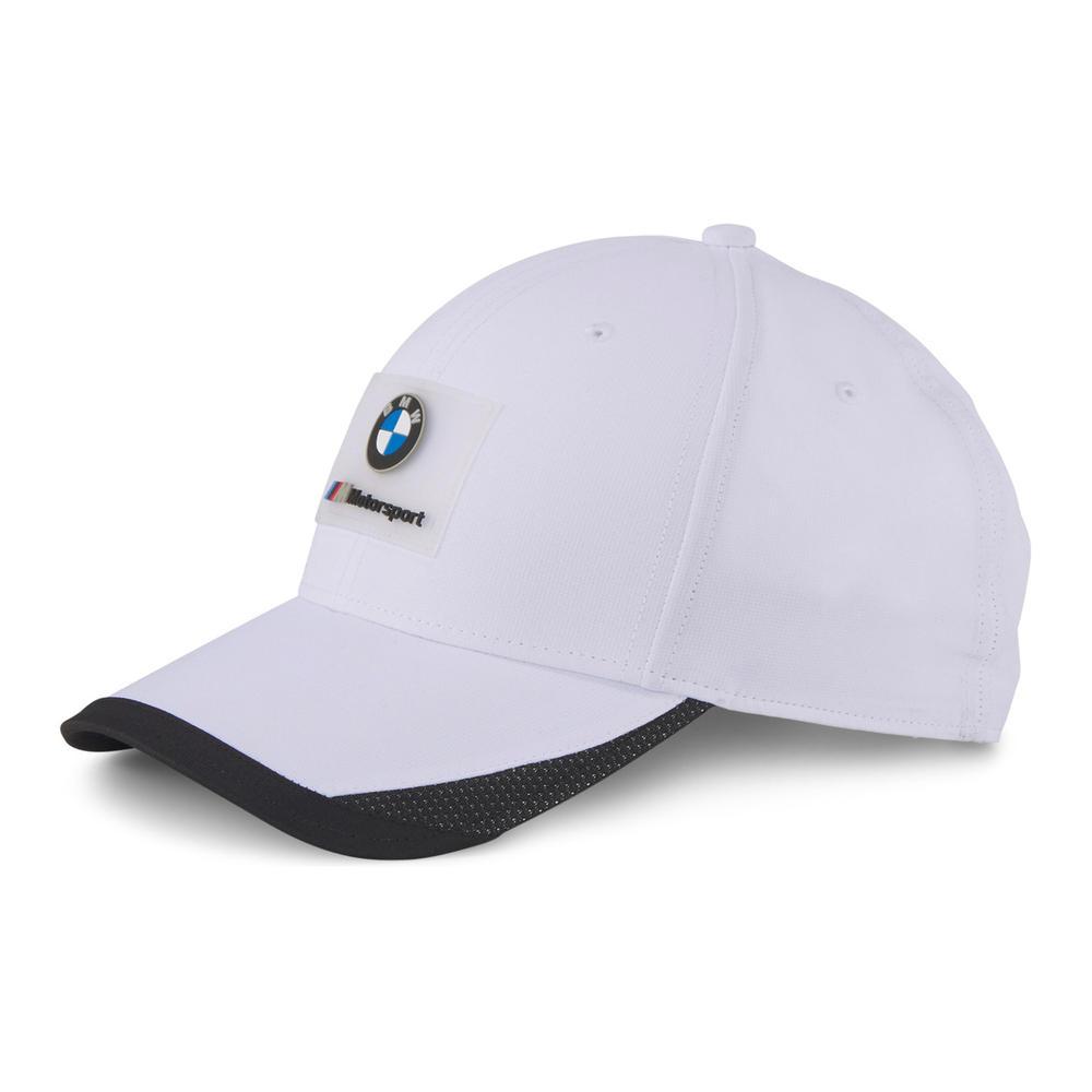 New! 2021 BMW Motorsport Puma Baseball Cap White Unisex Hat Official Merchandise