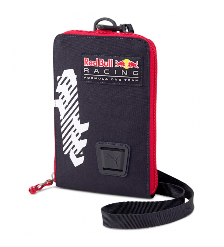 New! 2021 Red Bull Racing F1 Team LS Street Wallet in RBR Night Sky Colours