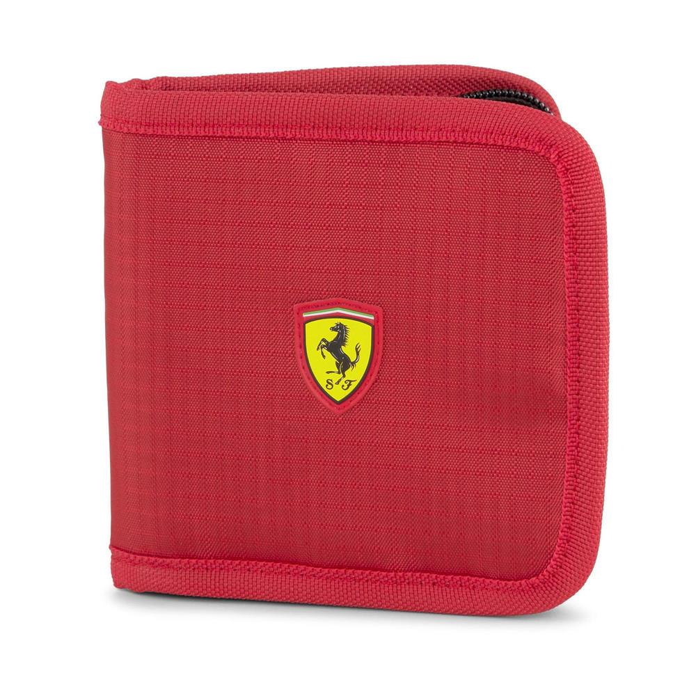 New! 2021 Puma Ferrari F1 Race Wallet Red Money Holder Official Team Merchandise