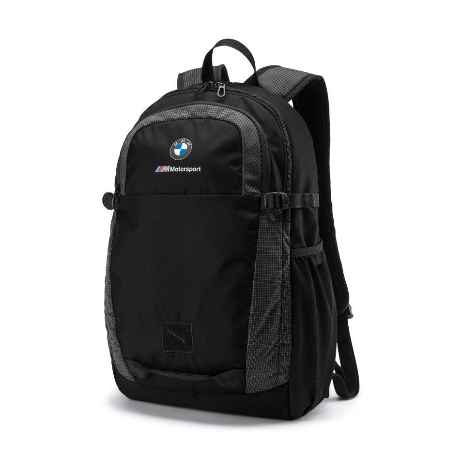 New! 2021 BMW M Motorsport Backpack Rucksack Bag Official Puma Merchandise