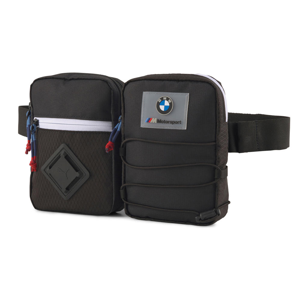 New! 2021 BMW M Motorsport Utility Bag by Puma for Travel Leisure Commuting