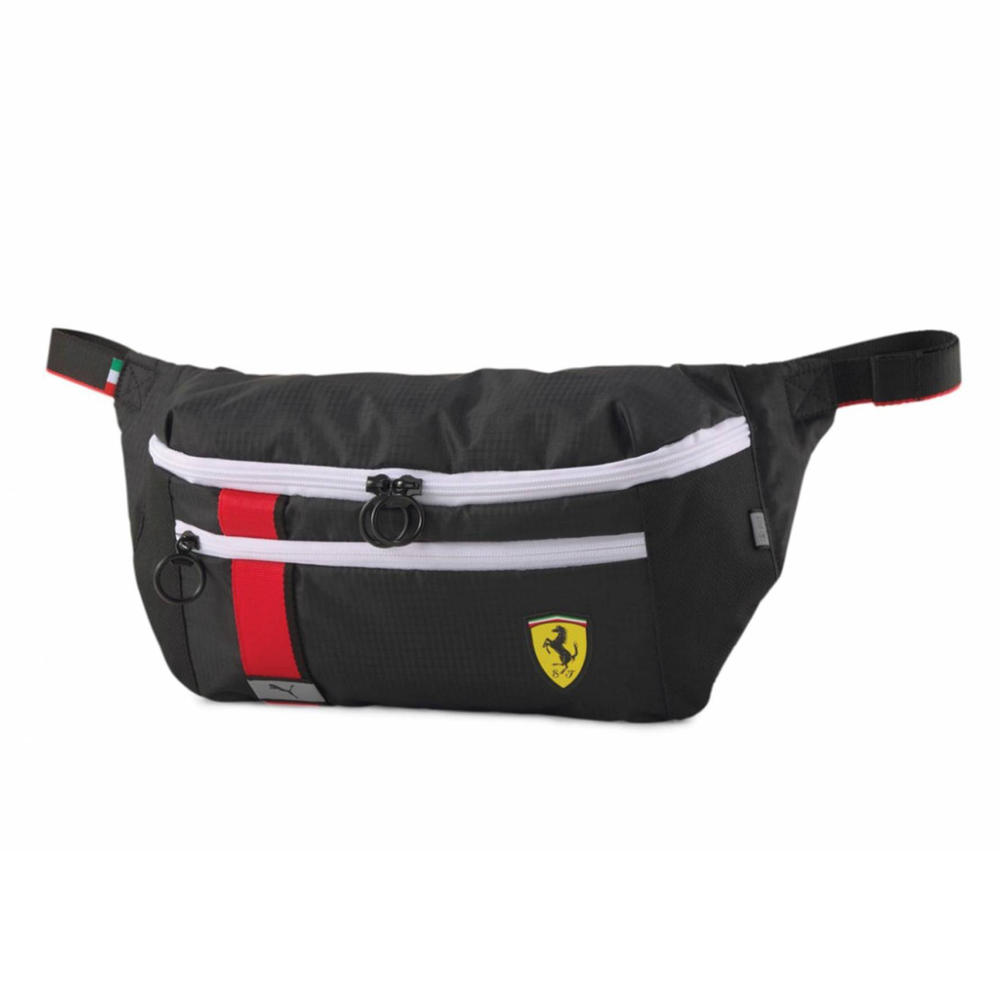 New! 2021 Ferrari F1 Puma Race Waist Bag Black Official Licensed Product