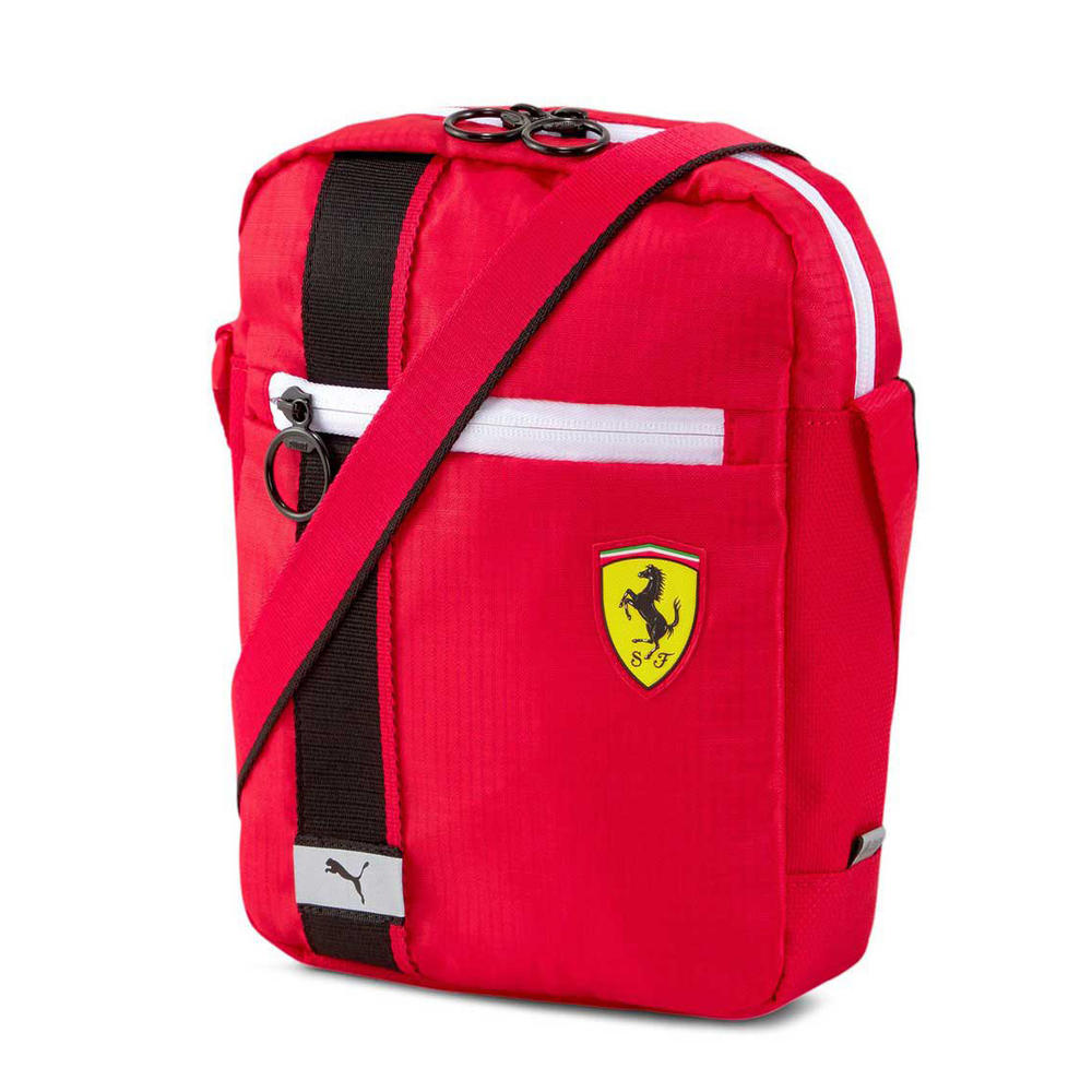 New! 2021 Ferrari F1 Puma Race Large Portable Bag in Red Official F1 Merchandise