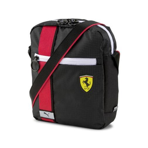 New! 2021 Ferrari F1 Puma Race Large Portable Bag in Black Official Merchandise