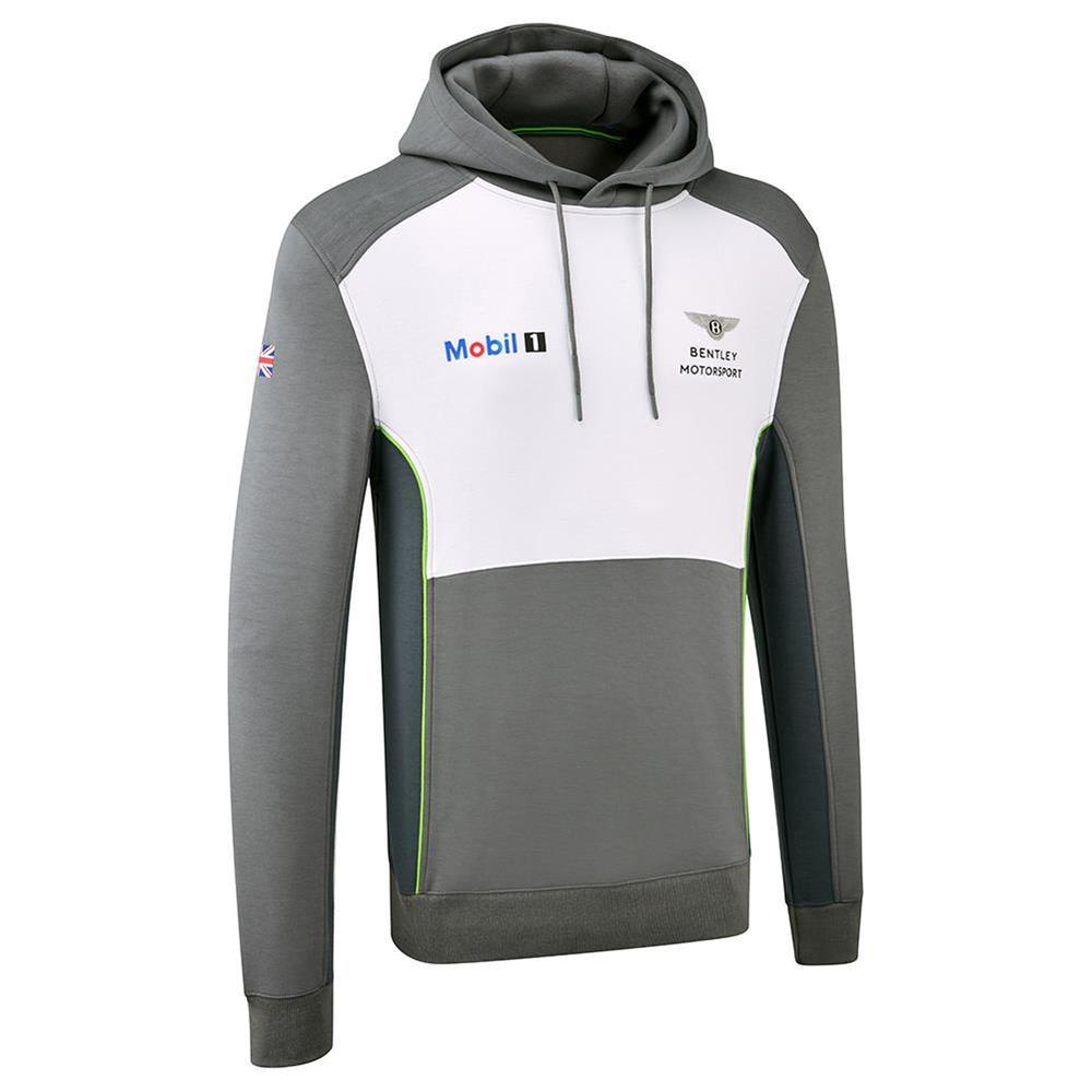 New! 2021 Bentley Motorsport GT3 Team Hoodie Mens Hoody Top Sweatshirt Official