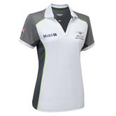 New! 2021 Bentley Motorsport GT3 Ladies Polo Shirt Womens Team Official Fanwear