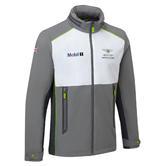 New! 2021 Bentley Motorsport GT3 Lightweight Jacket Coat Official Team Fanwear