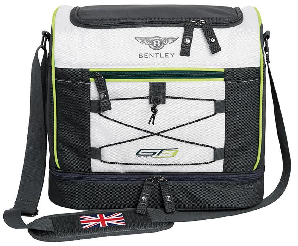 New! 2021 Bentley Motorsport GT3 Cooler Bag Travel/Leisure/Work Official Product