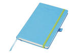 New! 2021 Bentley Motorsport A5 Notebook Writing Pad in Gift Box Kingfisher Blue