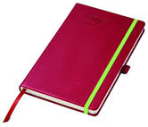 New! 2021 Bentley Motorsport Notebook A5 Pad Red in Gift Box Official Product