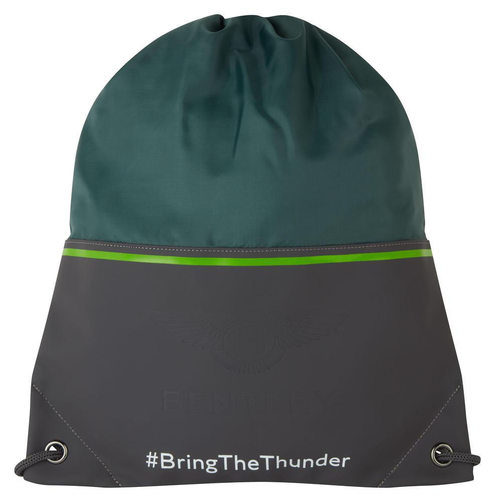 New! 2021 Bentley Motorsport Pullsbag Drawstring Bag Official GT3 Merchandise