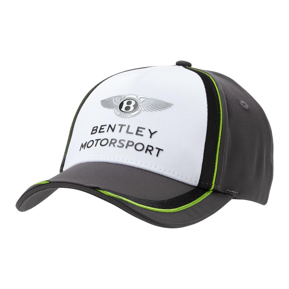 New! 2021 Bentley Motorsport GT Race Team Cap Adult Size Official Merchandise