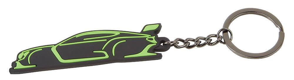 New! 2021 Bentley Motorsport GT3 Keyring Keychain Official Team Merchandise