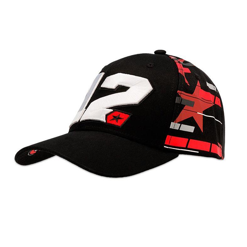 2021 Maverich Vinales #12 Baseball Cap Hat One SizeOfficial MotoGP Merchandise
