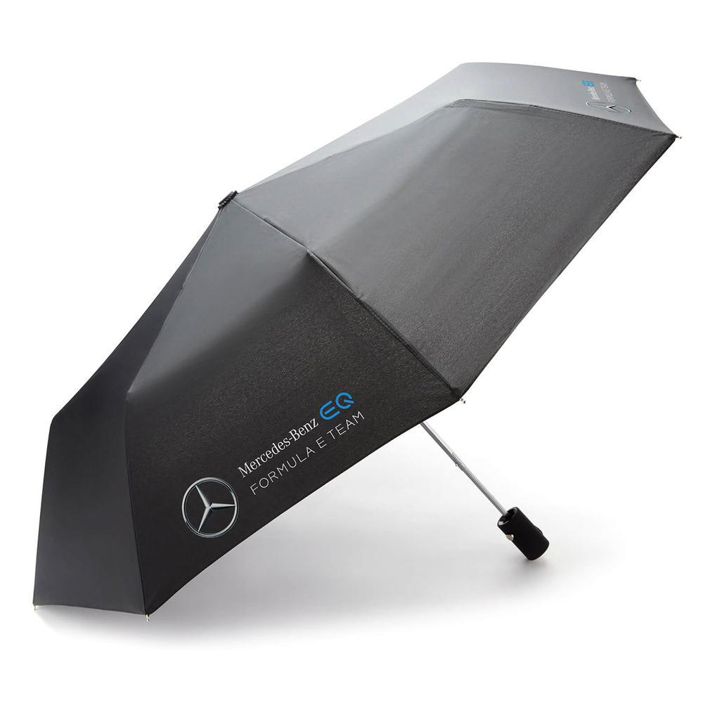 New! 2021 Mercedes EQ Formula E Team Mini Umbrella Official Race Merchandise
