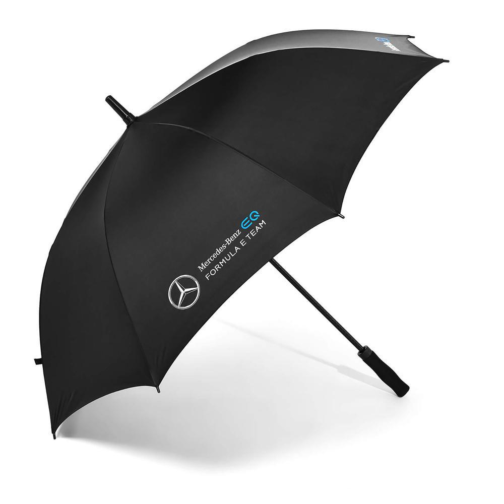 New! 2021 Mercedes EQ Formula E Team Golf Umbrella Official Race Merchandise