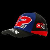 2021 Yamaha Factory Racing Maverick Vinales Kids Childrens Baseball Cap MotoGP