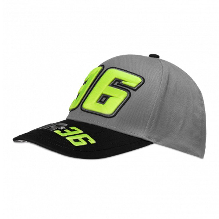 2021 Joan Mir #36 Baseball Cap Hat Grey Official MotoGP Merchandise