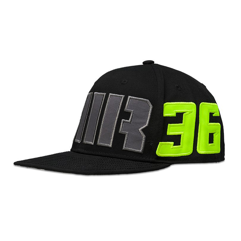 2021 Joan Mir #36 Baseball Cap Hat Black Official MotoGP Merchandise