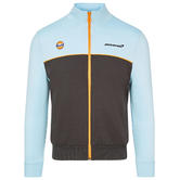 2021 Mclaren FW Gulf Racing Mens Track Jacket Official Merchandise