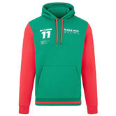 2021 Sergio Perez Hoody Hooded Sweatshirt Official Red Bull F1 Team Merchandise