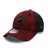 New! 2021 Ducati Corse NEW ERA 39Thirty Baseball Cap Red Official Merchandise