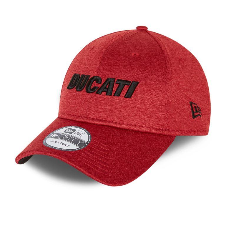 New! 2021 Ducati New Era Shadow Tech Baseball Cap Red Official Team Merchandise