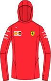New! 2021 Scuderia Ferrari F1 Team Puma Tech Fleece Jacket Official Merchandise