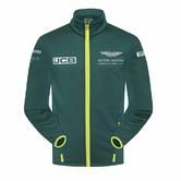 2021 Aston Martin F1 Team Kids Softshell Jacket Children Official Merchandise