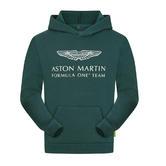 2021 Aston Martin F1 Team Kids Hoodie Hoody Children Official Merchandise