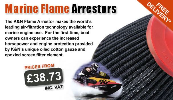 59 Series Flame Arrestor