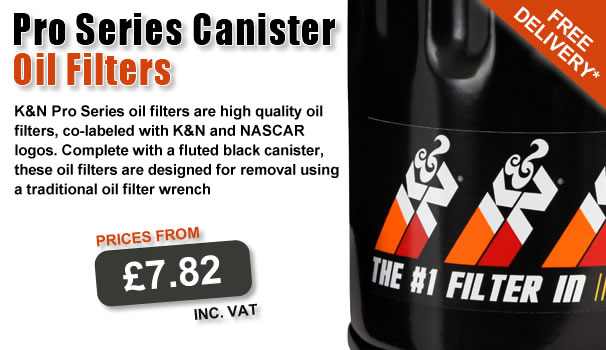 Pro Series Oil Filters