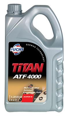 Fuchs Titan ATF Oil Automatic Transmission Fluid - 3000