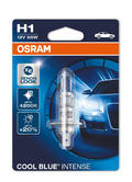 Osram H1 (448) 4200K Cool Blue Intense Xenon Look Headlight Bulb 64150CBI-01B