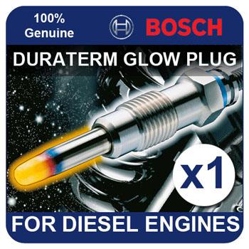 GLP001 Bosch Bougie de préchauffage Citroen Jumper 1.9 Diesel 95-02 D9B 68bhp