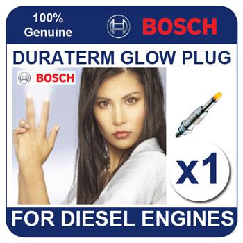 99bhp GLP051 BOSCH CANDELETTA FORD TRANSIT FT 350 2.4 TDCi 06-10 PHF..