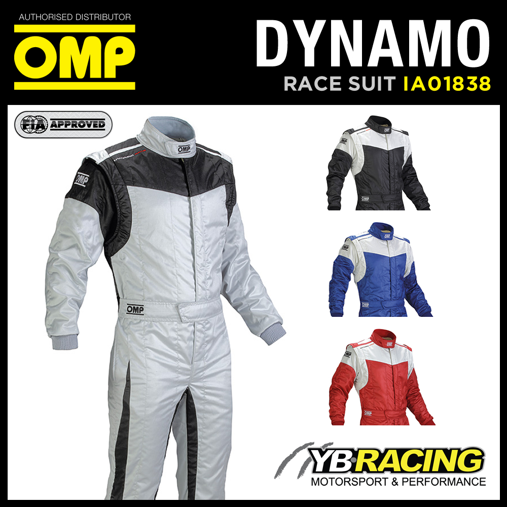 OMP DYNAMO RACE SUIT