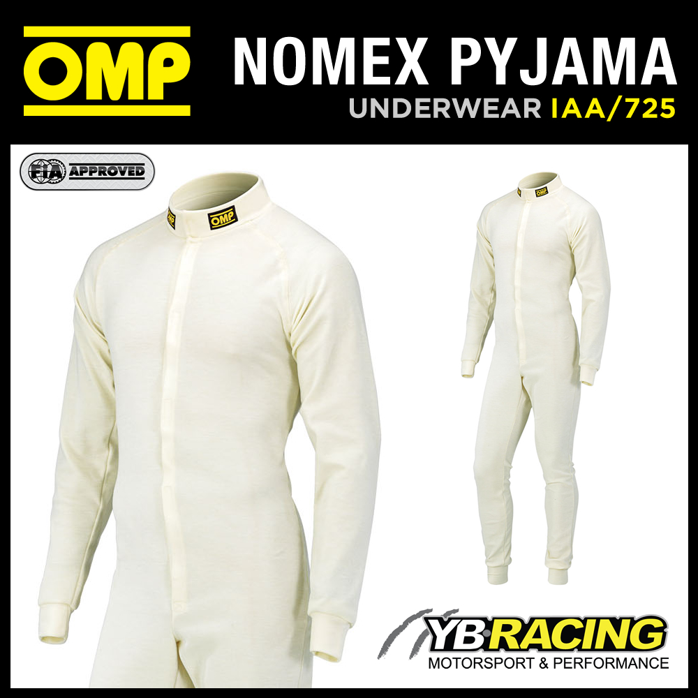 IAA/725 OMP ALL-IN-ONE FIREPROOF SUIT