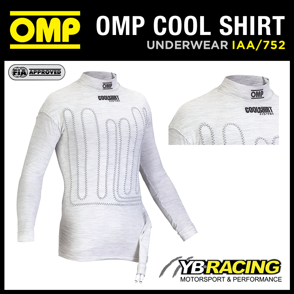 IAA/752 OMP COOL SHIRT