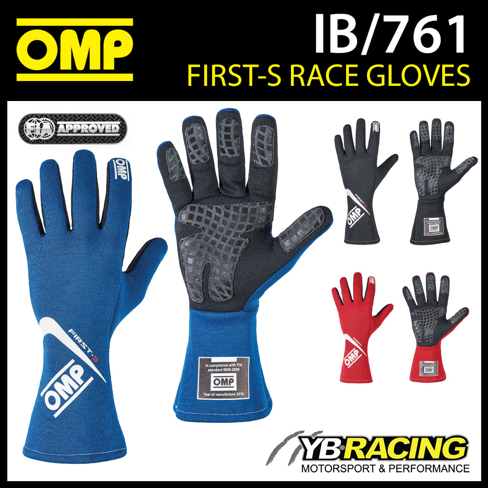 IB/761 OMP 2016 FIRST S GLOVES