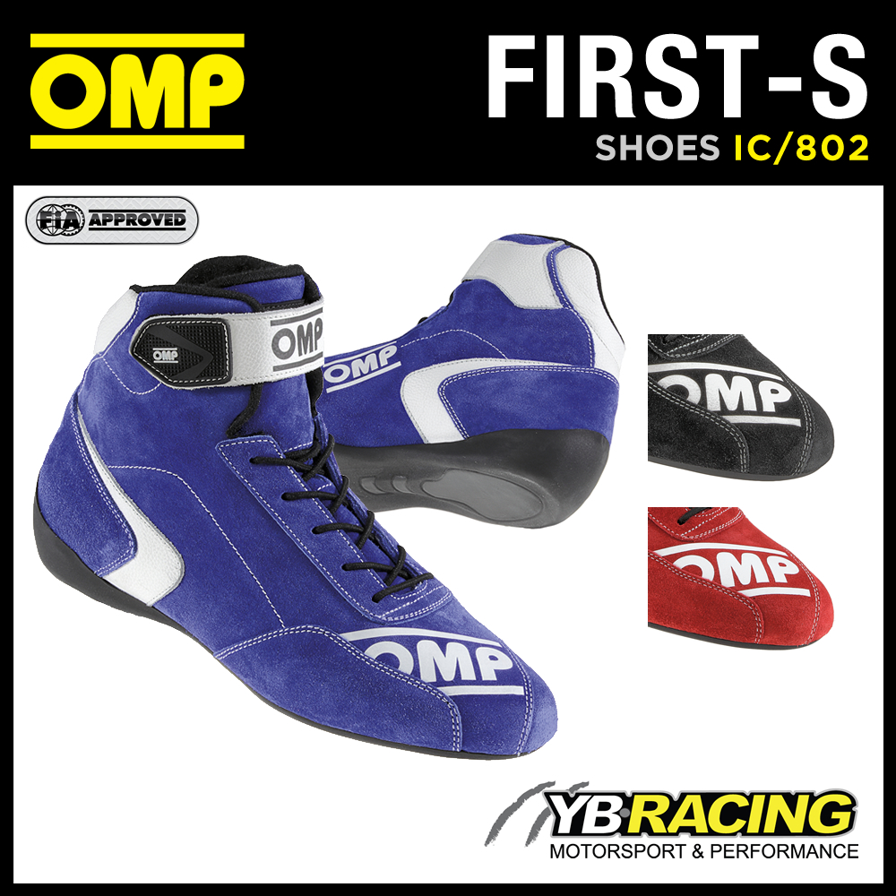 IC/802 OMP FIRST-S BOOTS