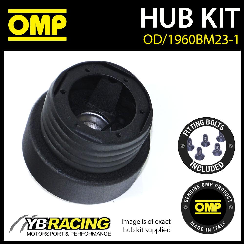 Omp Steering Wheel Hub Boss Kit For Bmw Z1 86 01 Od1960bm23 1