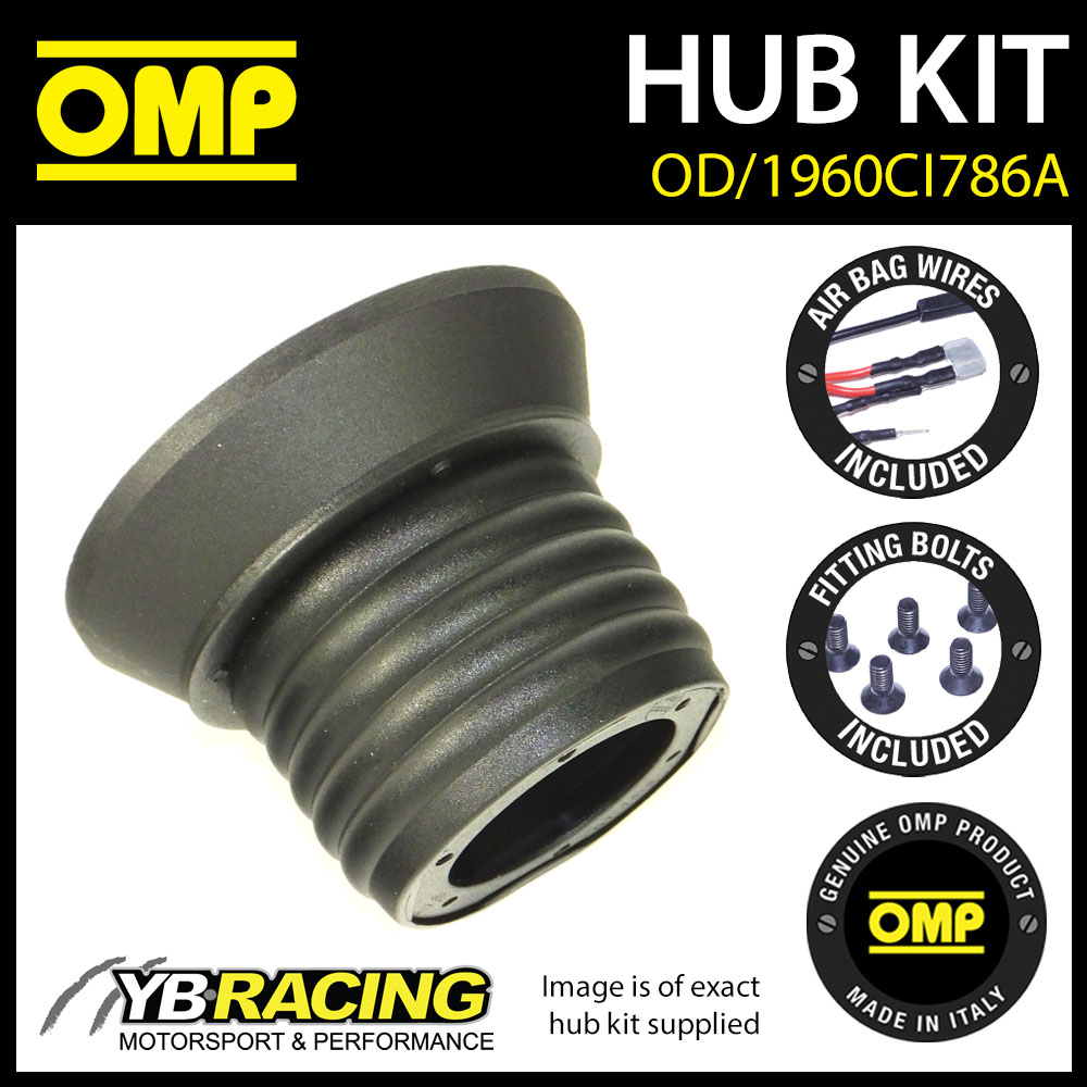 OMP STEERING WHEEL HUB BOSS KIT for CITROEN C1 ALL 06-  [OD/1960CI786A]