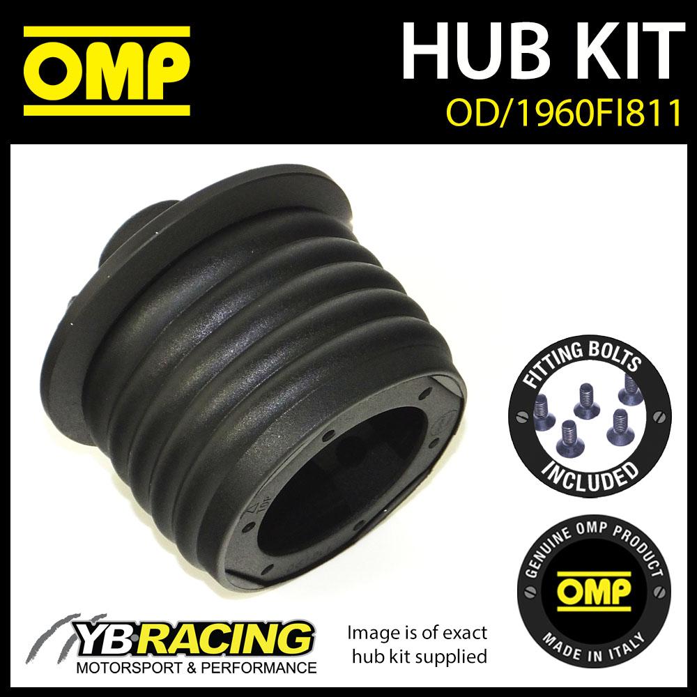 OMP STEERING WHEEL HUB BOSS KIT for FIAT 500 ABARTH 2007-  [OD/1960FI811]