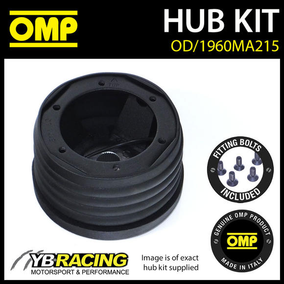 OMP STEERING WHEEL HUB BOSS KIT for MAZDA MX5 MX-5 MIATA 90-  [OD/1960MA215]