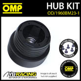 OMP STEERING WHEEL HUB BOSS KIT for BMW 3 SERIES E30 83-90  [OD/1960BM23-1]