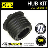 OMP STEERING WHEEL HUB BOSS KIT for FIAT 500 ABARTH 2007-  [OD/1960FI811]